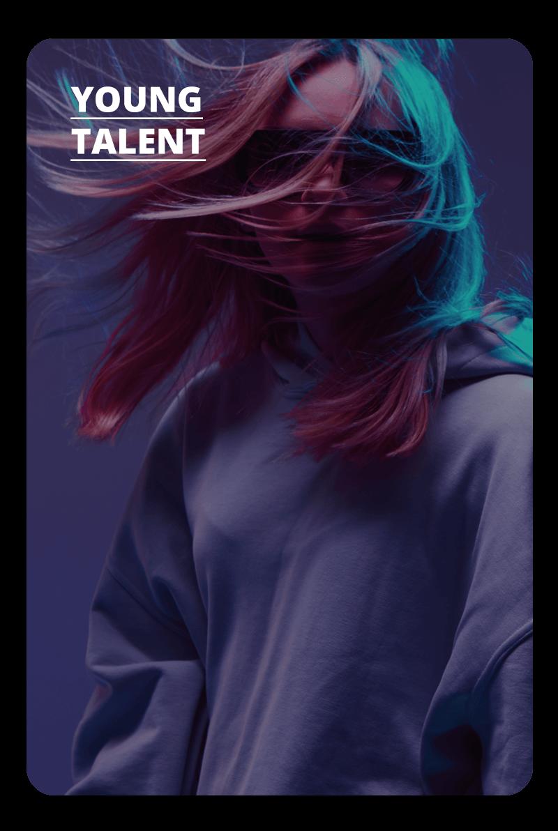 Young talent La santa