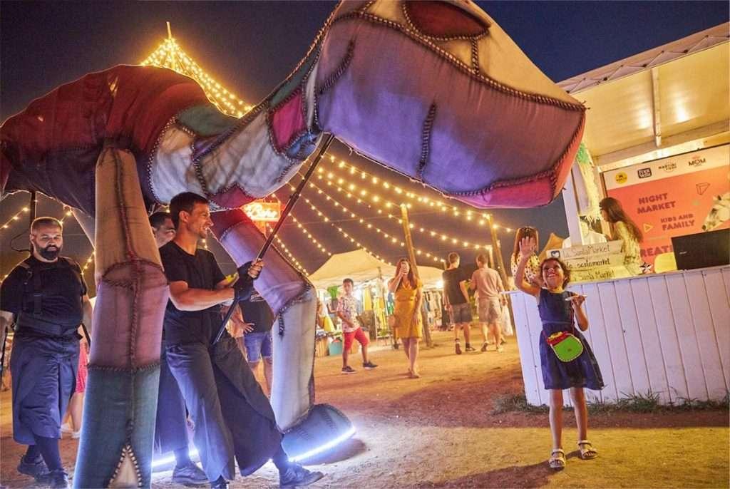 La Santa Market que hacer con niños